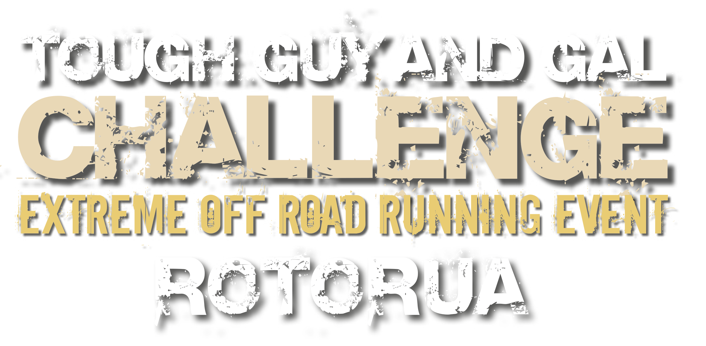 Rotorua Loaded Tough Guy and Gal Challenge graphic